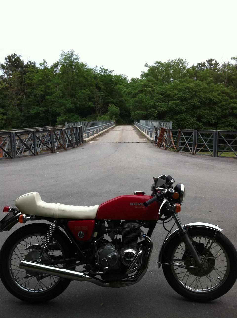 photos from skatofix | 4into1.com Vintage Honda Motorcycle ...