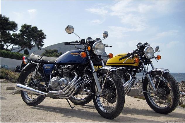 more honda CB400F photos | 4into1.com Vintage Honda ...