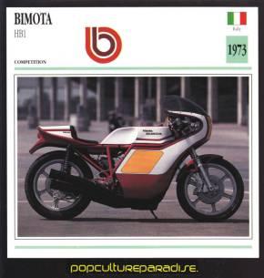 bimota HB1