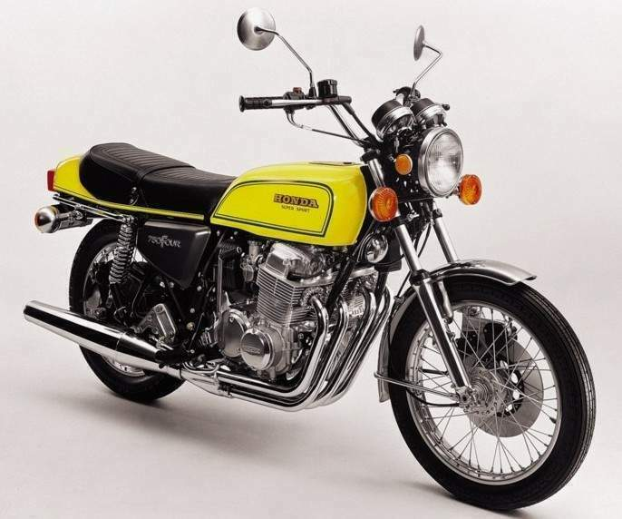 Bikes 1975 Cb400f Supersport Honda F