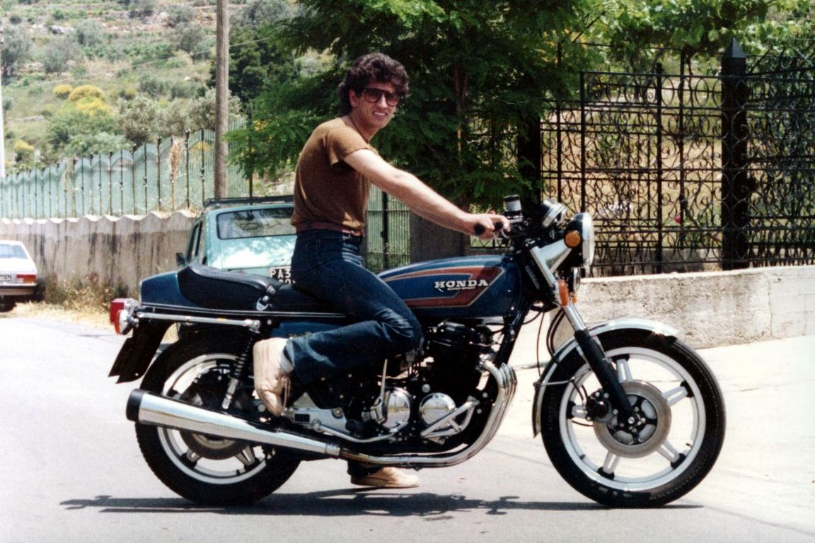 more cb400f photos from italy   4into1 vintage honda