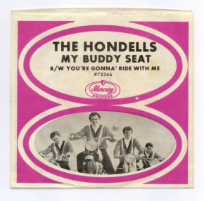 The-Hondells-My-Buddy-Seat