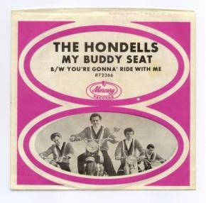 The-Hondells-My-Buddy-Seat