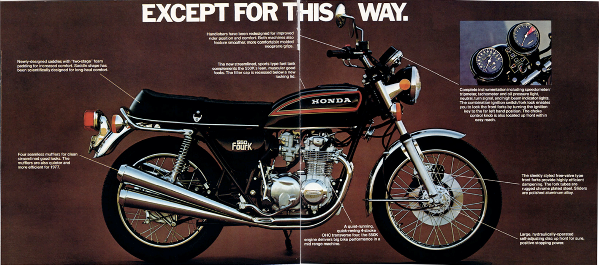 vintage honda motorcycle ads. thisistheonlywaytogohonda advertisements vintage honda motorcycle ads