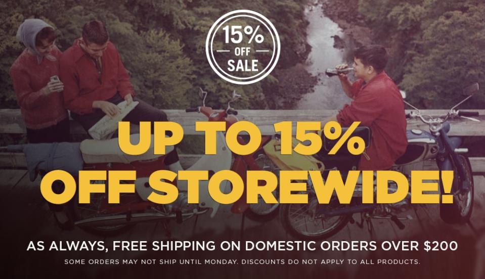 15% Off Sale 4into1.com